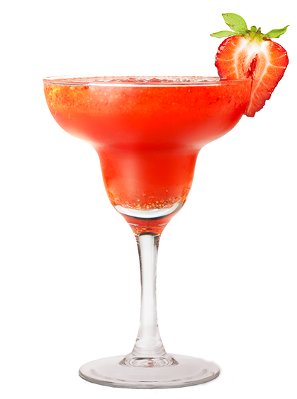 Cocktail Tequila San José Frozen Strawberry