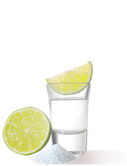 Shooter Tequila Paf